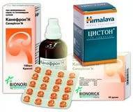 Цистон при простатите отзывы врачей - лечение потнеции