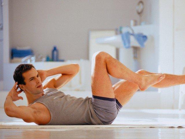Физические упражнения при простатите: лфк и зарядка